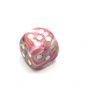 COLORFUL PLASTIC D6 DICE